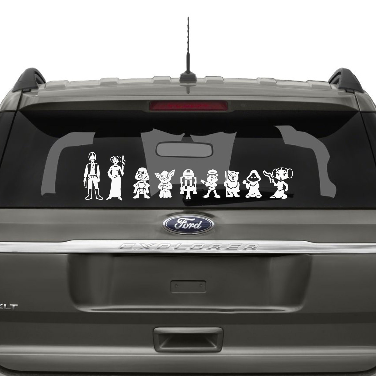 Unique Decals You Never Knew Existed The Decal Guru - Unique car decals stickers