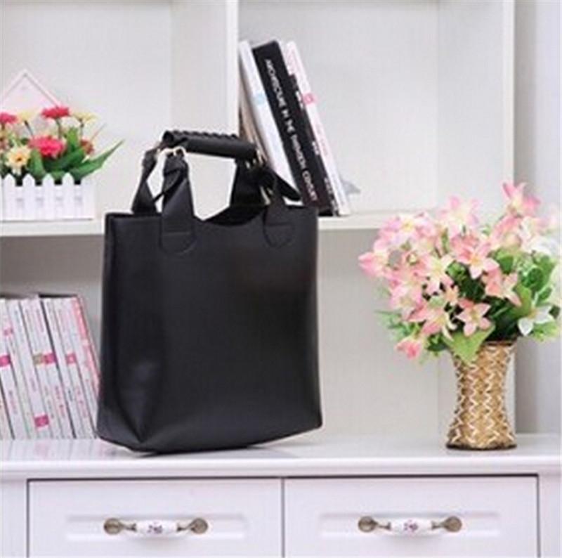 Messenger New Tote Satchel Hobo Bag Handbag Women Lady Shoulder Faux Leather