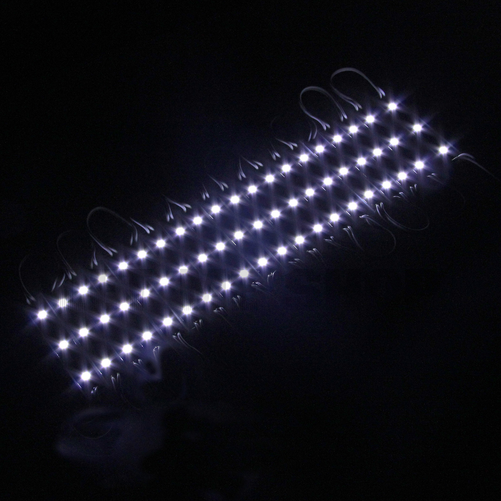 20 led lights for cosmetic vanity makeup lighted mirror remote control ebay. Black Bedroom Furniture Sets. Home Design Ideas