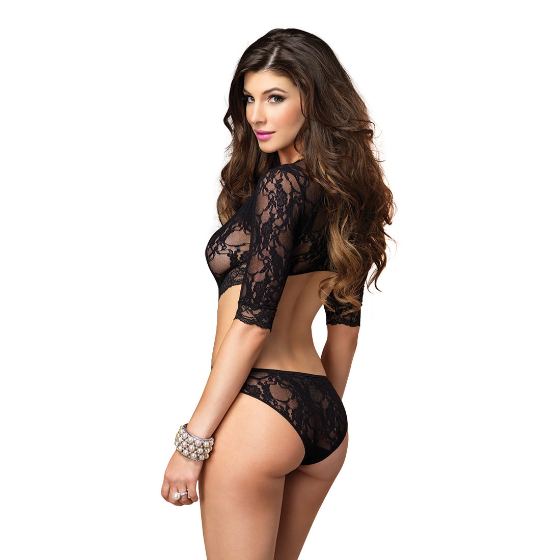 Lace Teddies Jumpsuits Rompers Womens Underwear Sexy/Sissy ...