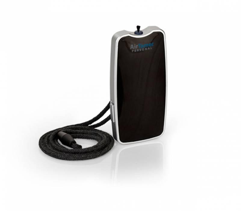 Personal Air Purifier : Filter stream airtamer a rechargeable personal air purifier