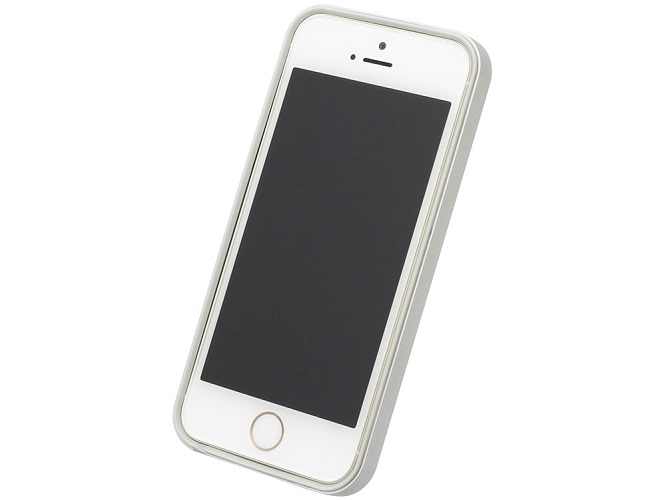 Power-Support-Flat-Bumper-Case-AFP-Clear-Screen-Protectors-for-iPhone-5-5s-SS
