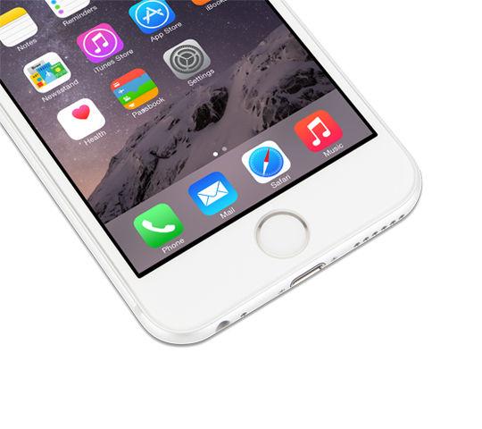 moshi ivisor xt iphone 6s plus 6 plus screen protector black