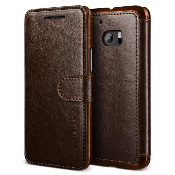 Verus-VRS-Design-LAYERED-DANDY-Series-Premium-Leather-Wallet-Case-for-HTC-10-JE