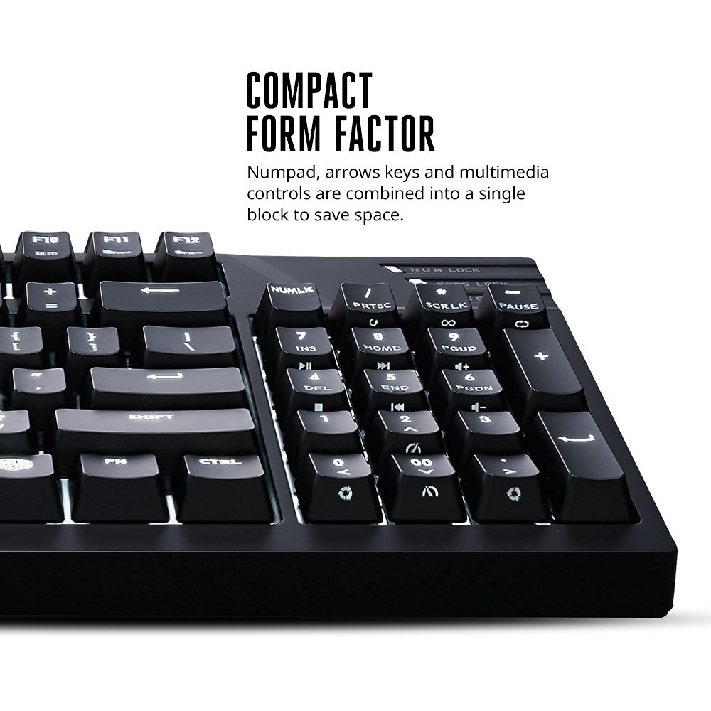 cooler master keyboard how to change colour