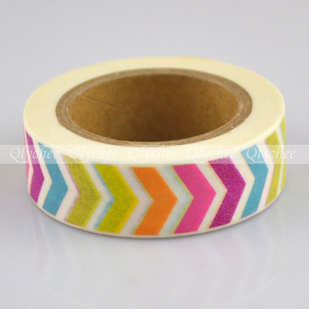 Wholesale New High Quality Japanese Deco Washi Paper Tape DIY Tape Many Choose