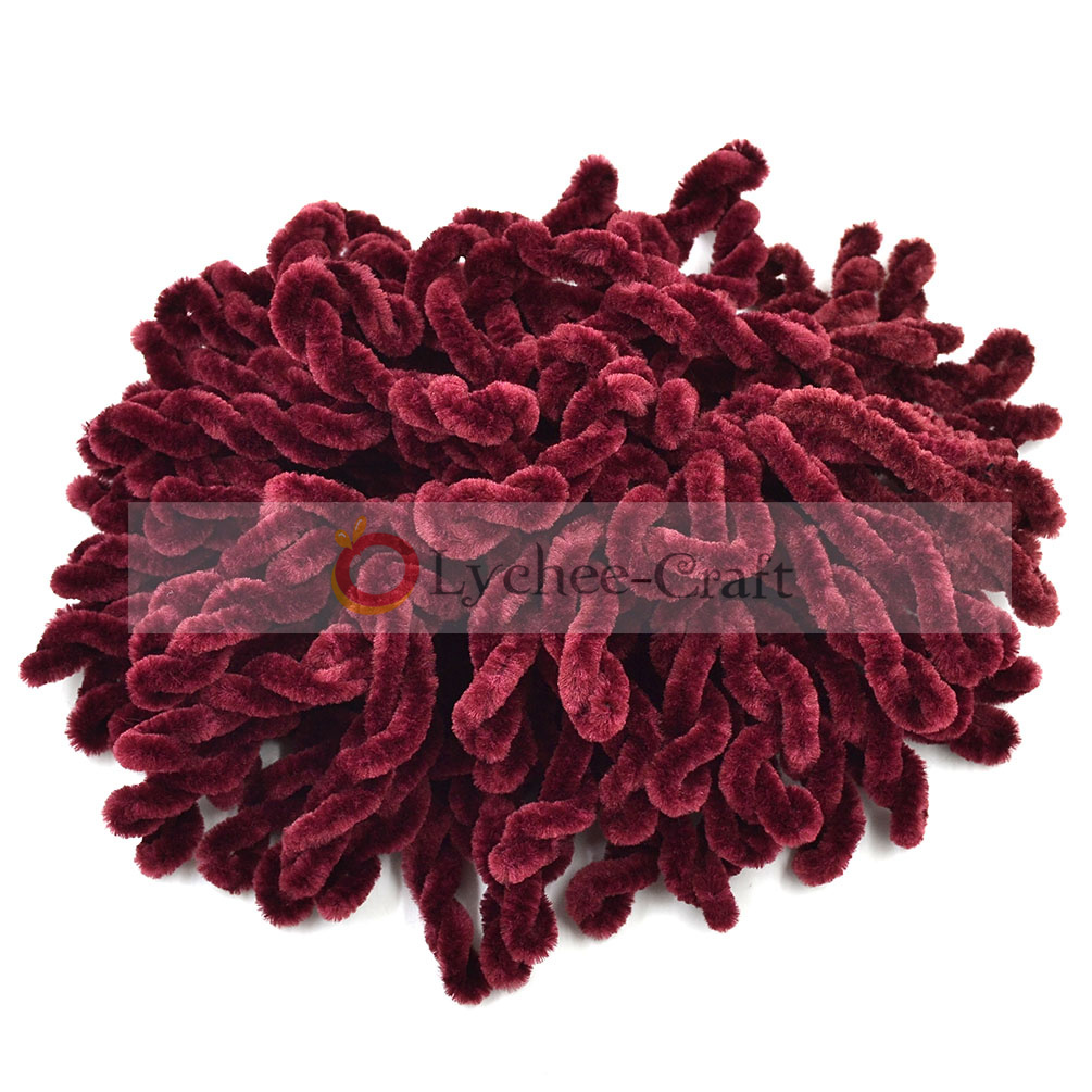Volumising Scrunchie Velvet Big Hair Tie Bun Clip Hijab Scarf Volumizer Khaleeji