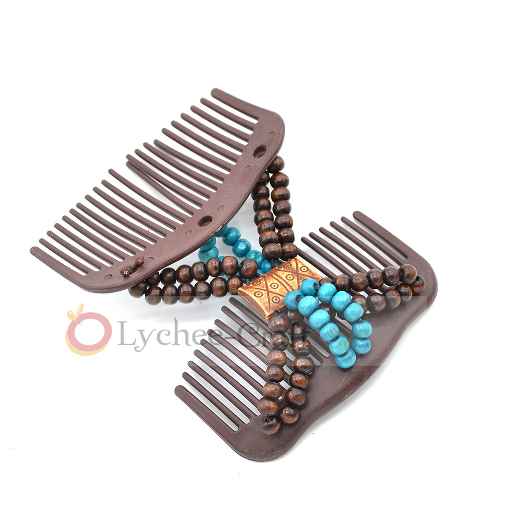 double magic ez stretchy hair combs