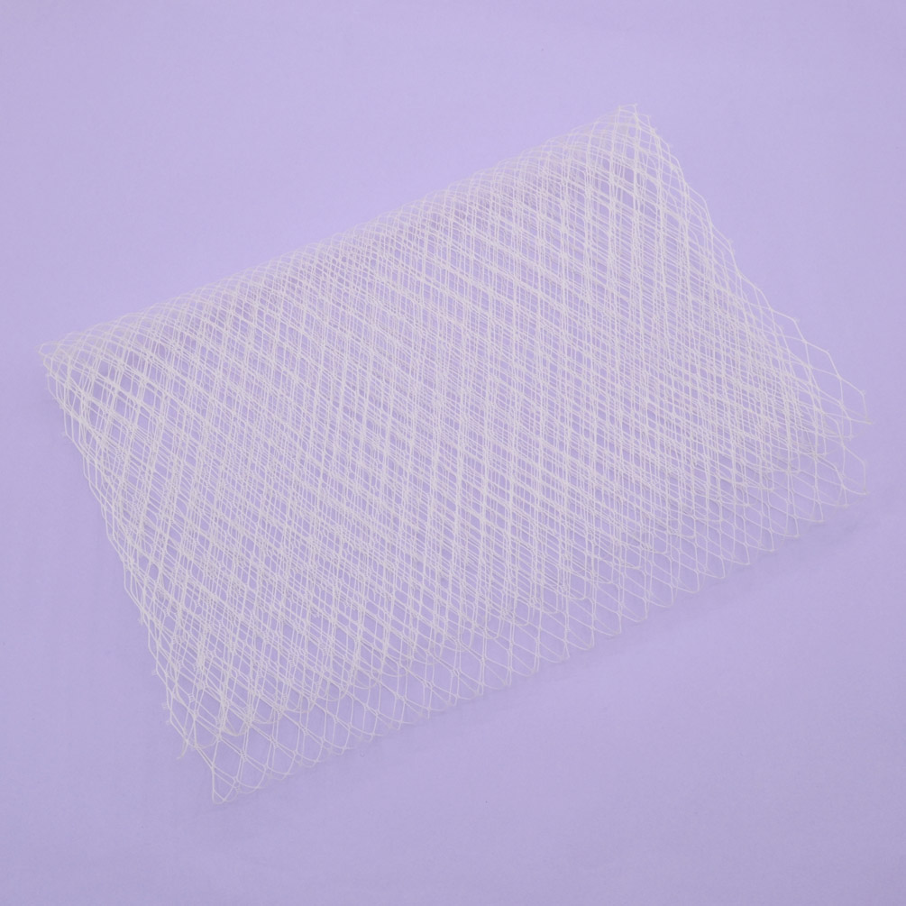 1 Yard Birdcage Veil Netting Wedding Hat Fabric DIY Sewing Millinery Craft New