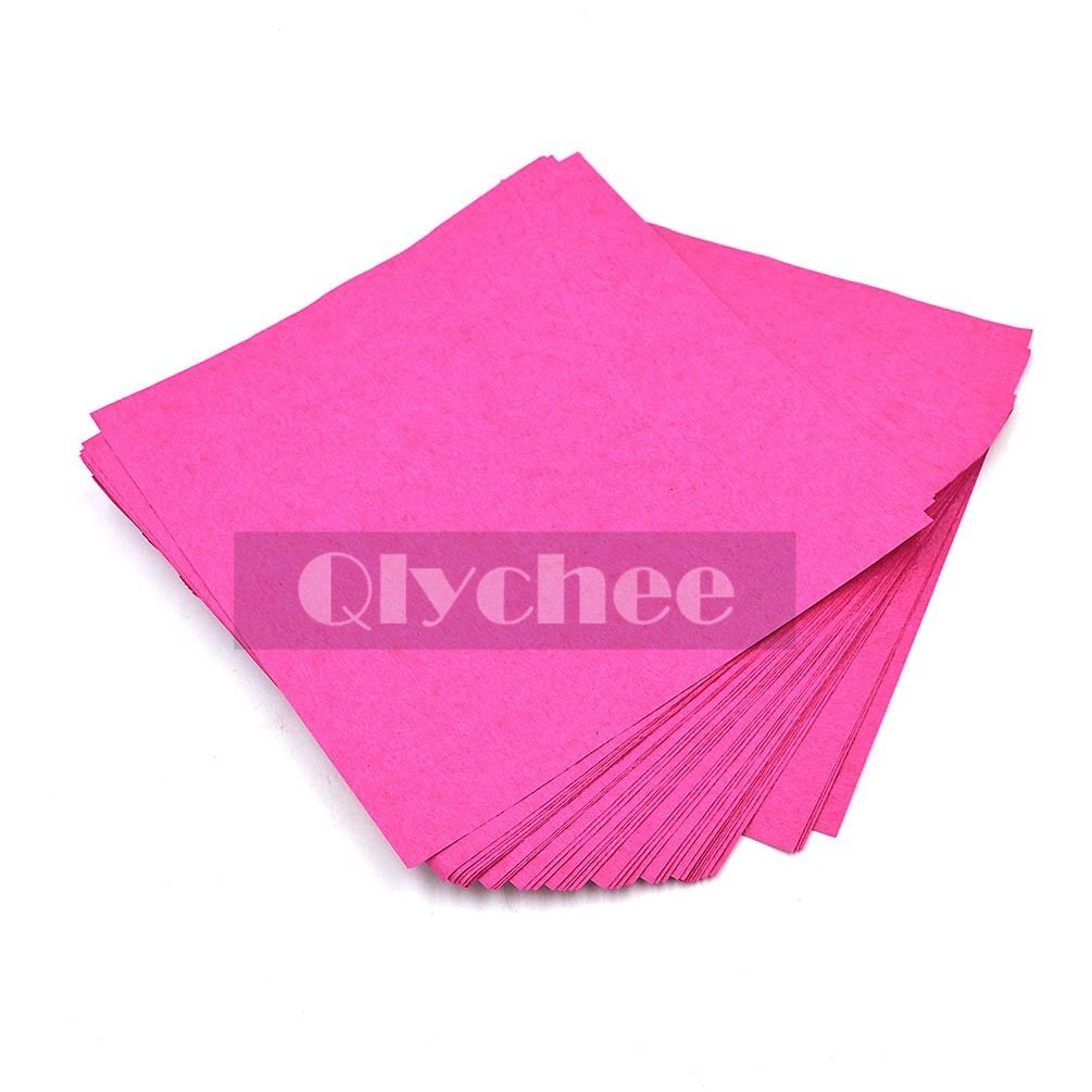 40 Sheet Origami Crane Folding Rose Paper 15cm Square Select Color Free Shipping