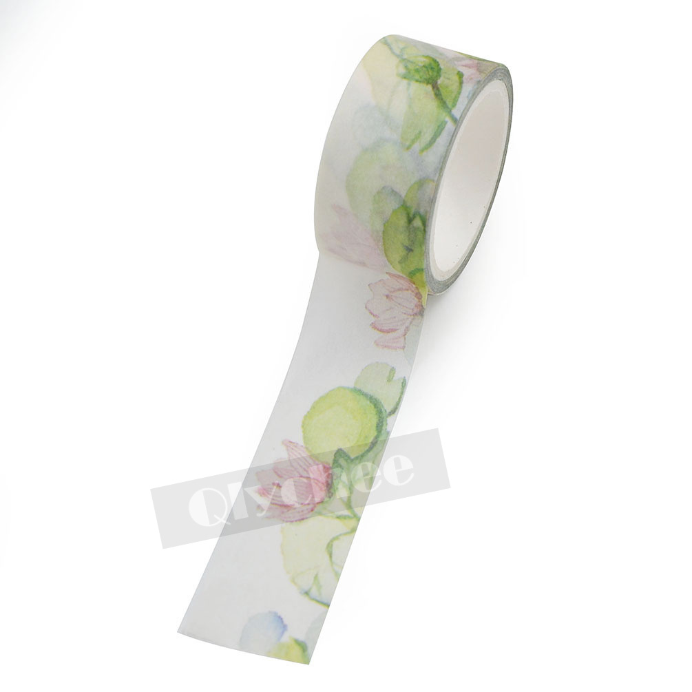 5 Meters DIY Paper Sticky Adhesive Sticker Decorative Washi Tape Roll Gift Idea