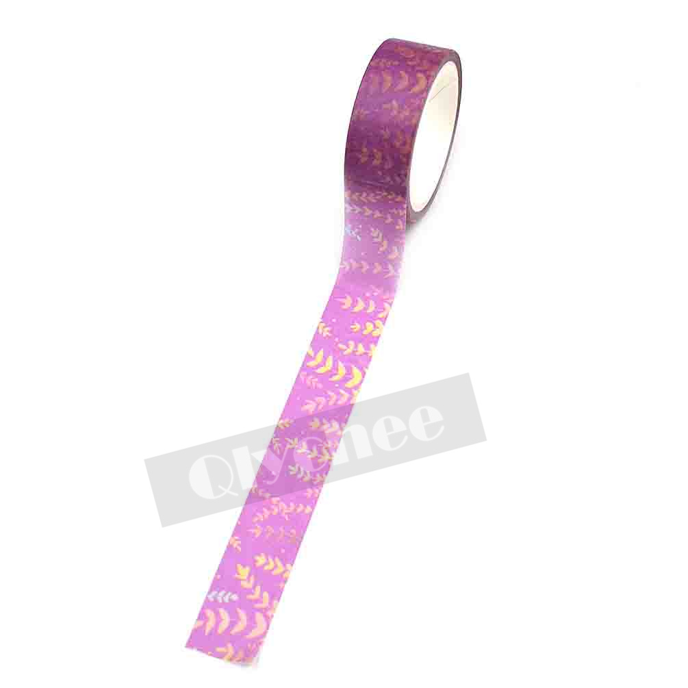 Free Shipping Washi Tape Paper Sticky Adhesive Sticker For DIY Craft Decor New