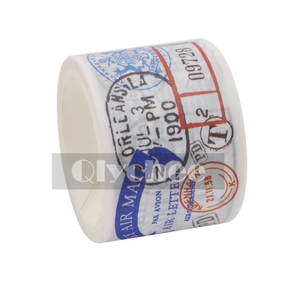 Japanese Washi Tape DIY Paper Decorative Adhesive Sticky Decorative Sticker Xmas