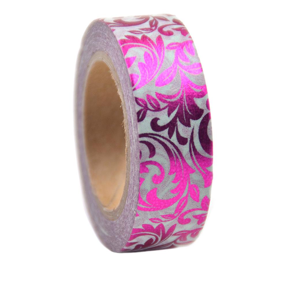 Lychee Japanese Washi Tape Scrapbooking DIY Paper Masking Sticky Decor Metallic