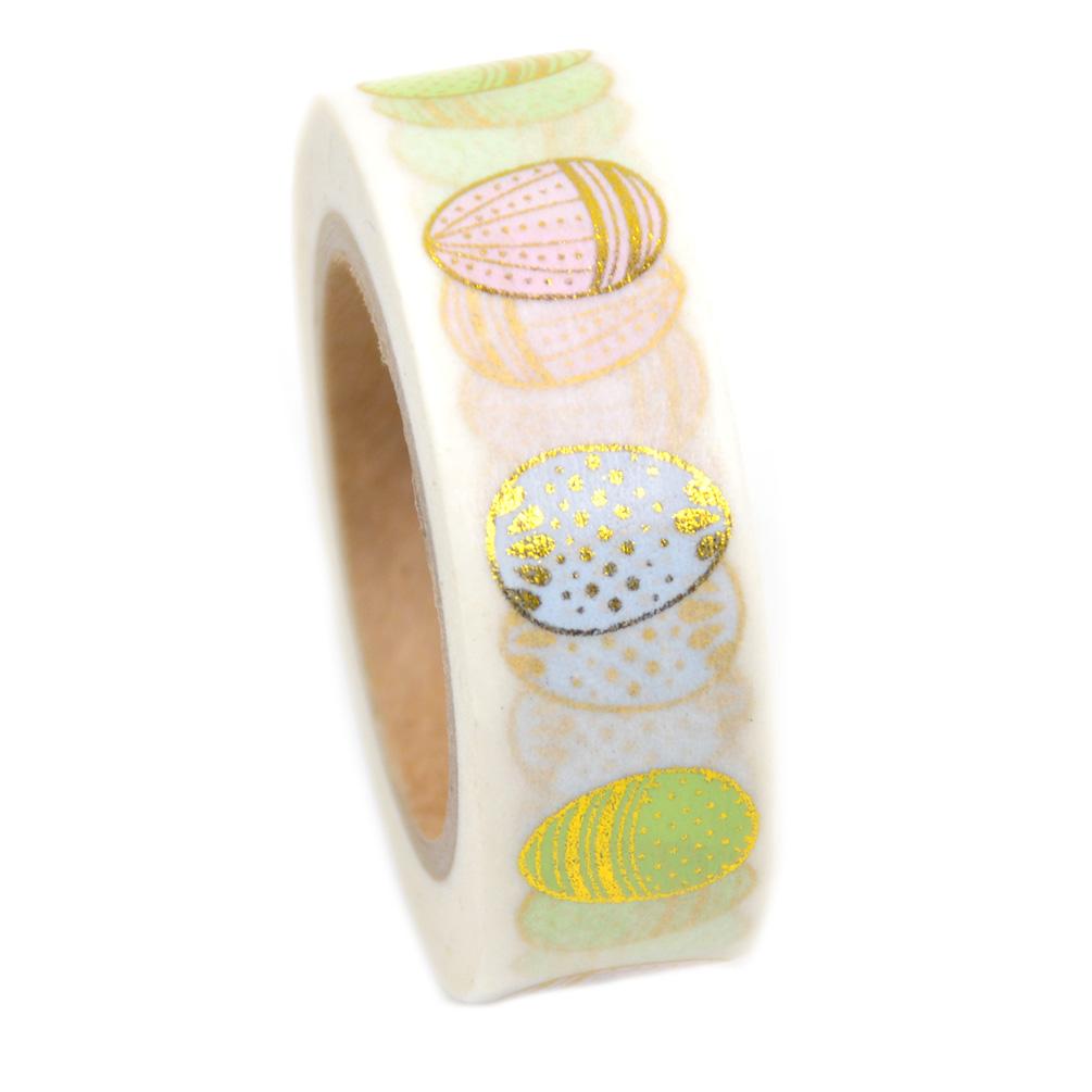 Lychee DIY Paper Sticky Adhesive Masking Sticker Scrapbooking Decor Washi Tape