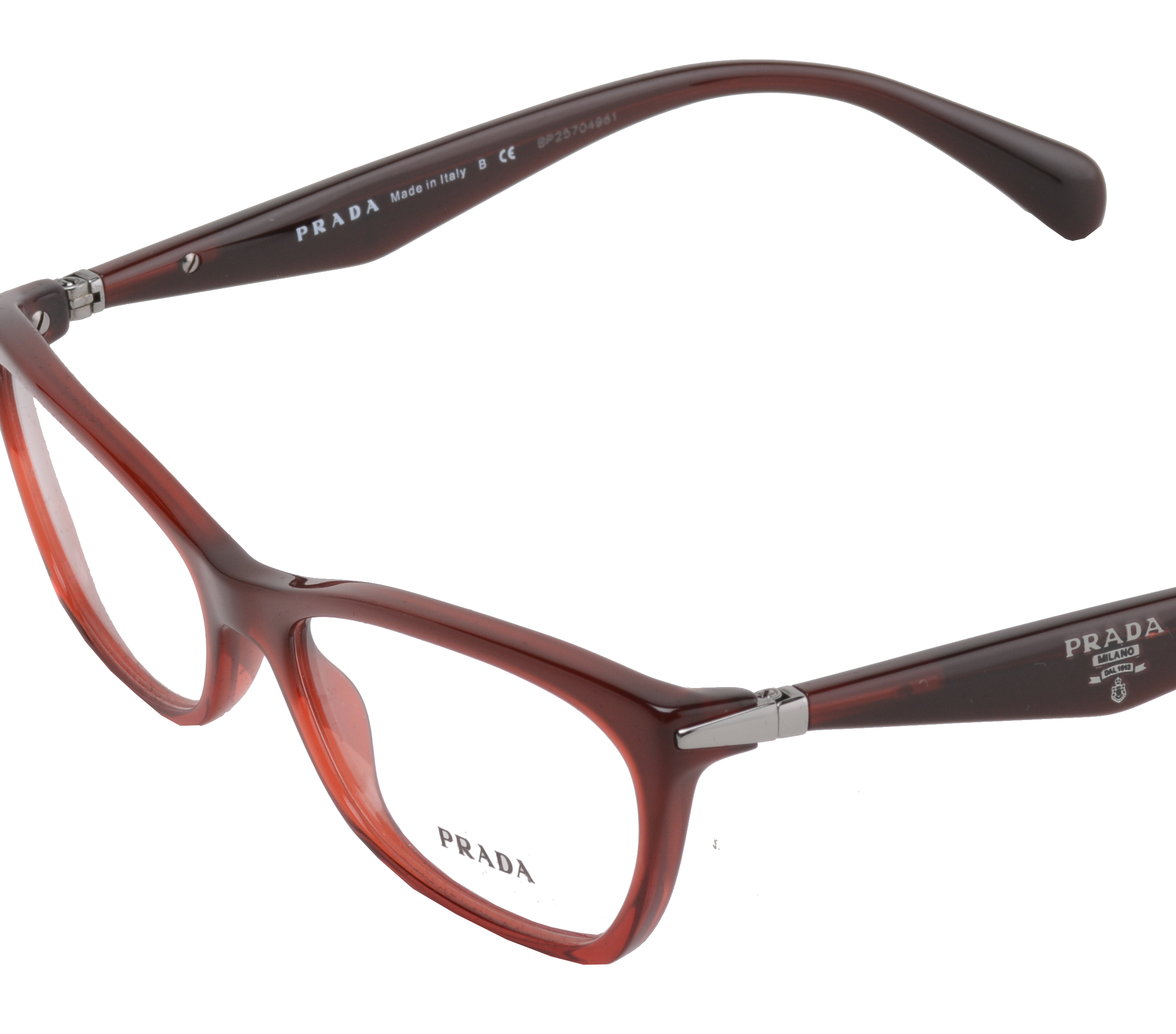 prada s eyewear frames pr15pv 55mm max1o1 ebay