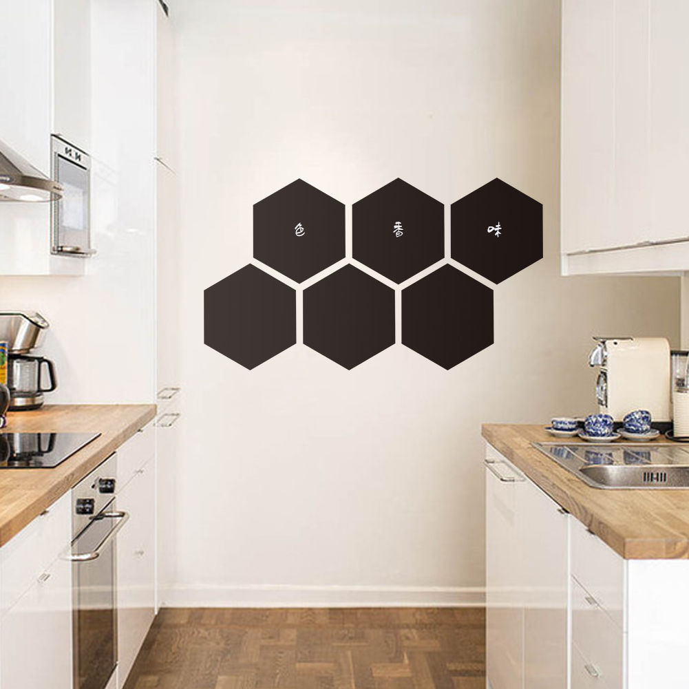 new removable vinyl blackboard wall sticker office home beautiful home office chalkboard
