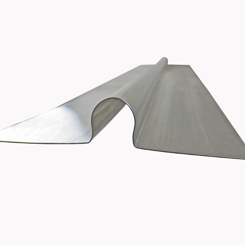 200 4ft Aluminum Omega Radiant Heat Transfer Plates 1 2