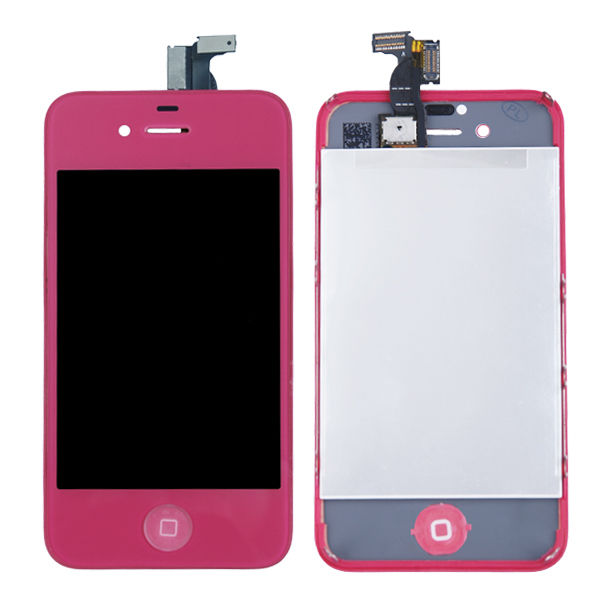 For-iPhone-4S-Replacement-LCD-Display-Touch-Glass-Screen-Digitizer-Back-Assembly