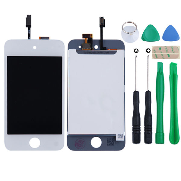 For-iPod-Touch-4-Gen-LCD-Touch-Screen-Digitizer-Assembly-Replacement-FREE-Tools