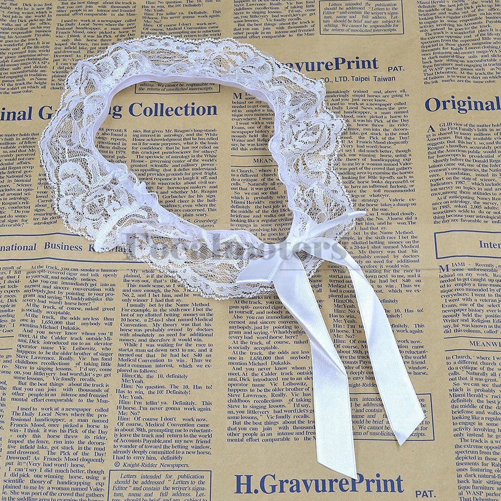 Sexy Lace Floral Bow Garter Belt Bridal Leg Ring Black White Wedding Garter 1PC
