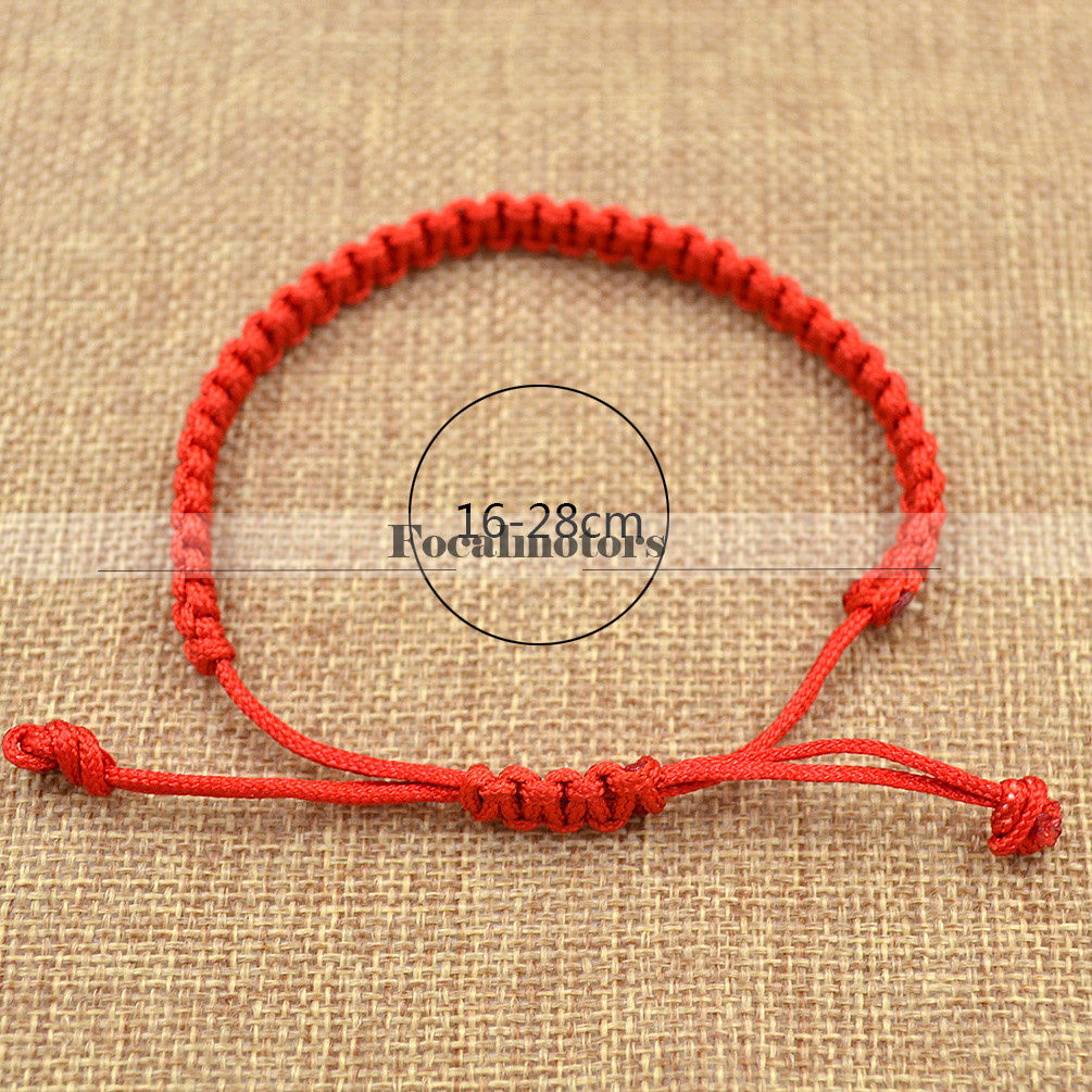 braided string bracelets - photo #37