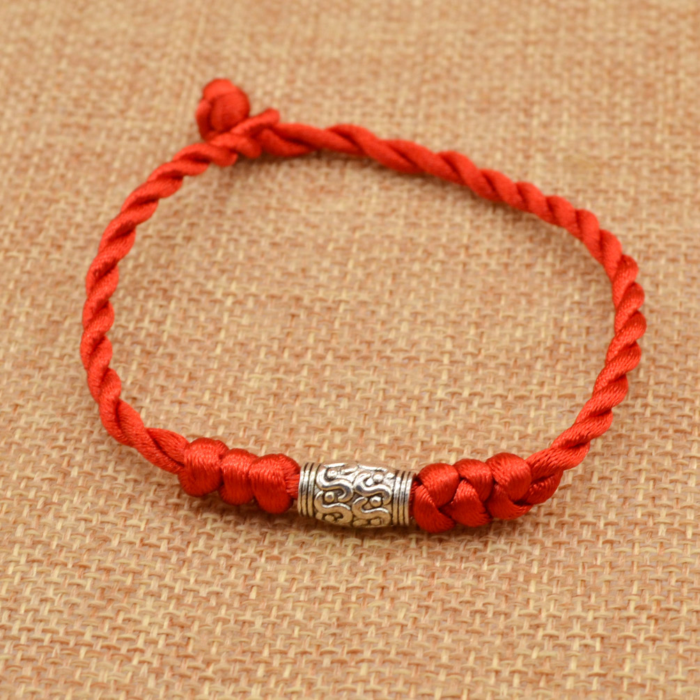 braided string bracelets - photo #14