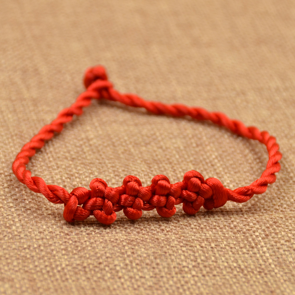 braided string bracelets - photo #23