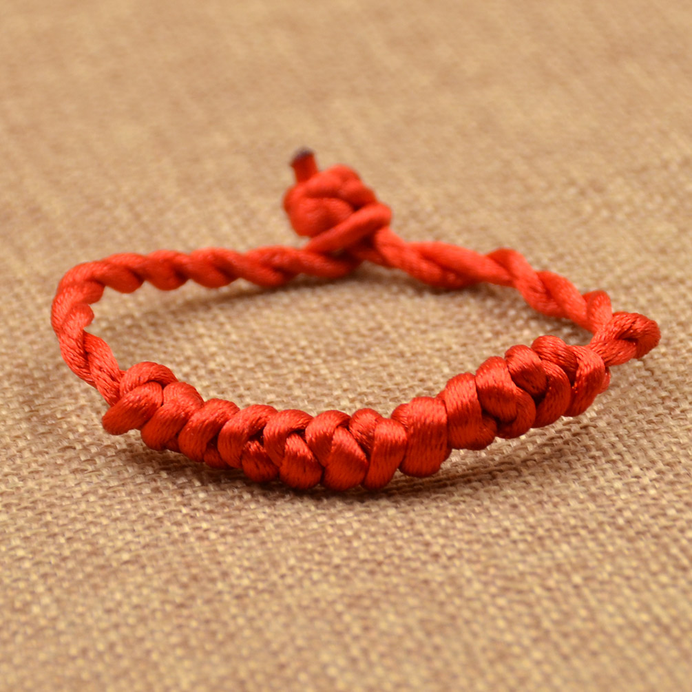 braided string bracelets - photo #16