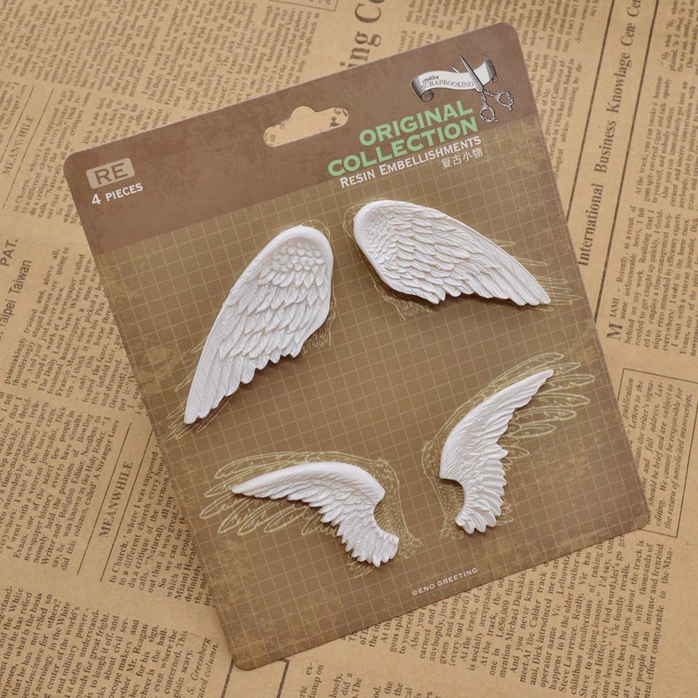 Herramienta de escultura de resina de ángel Corazón Molde hágalo ...