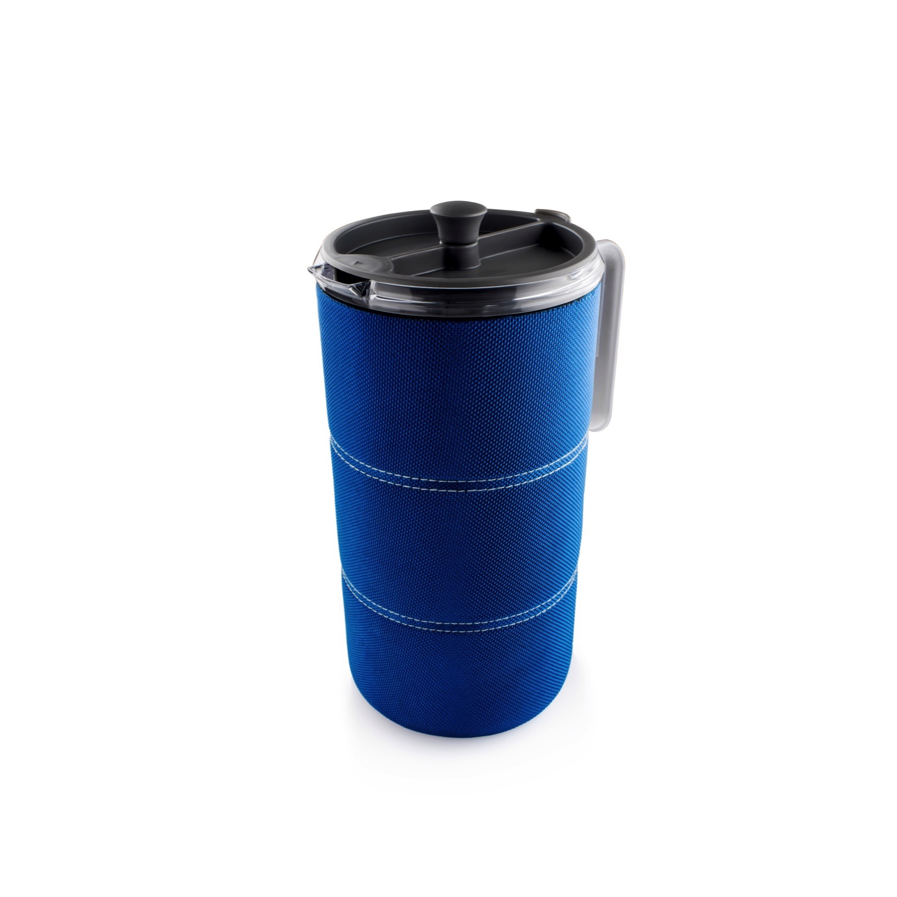 French Press Coffee Maker For Camping : GSI Outdoors 50oz Java Press Blue Portable French Press Coffee Maker Camping 90497000034 eBay