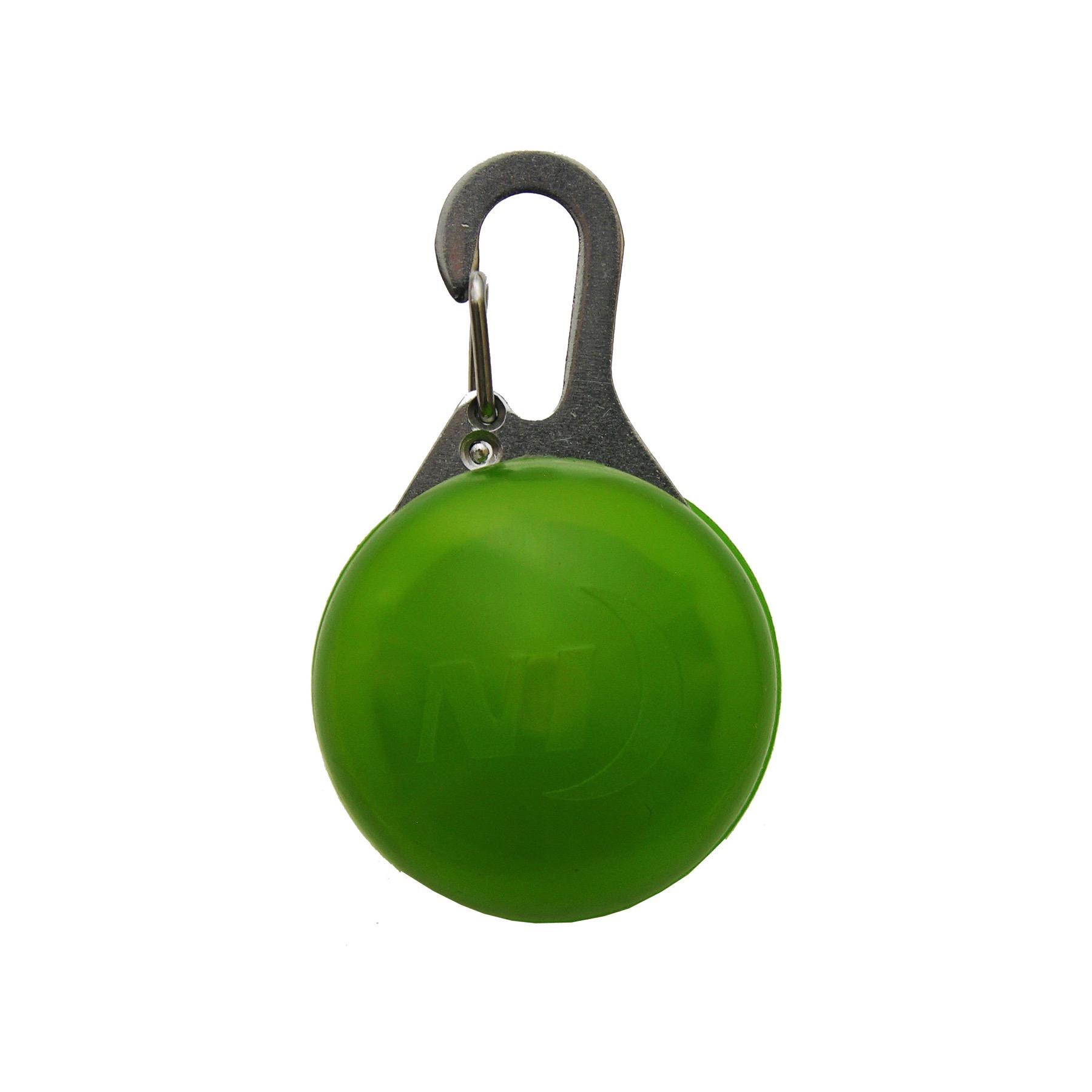Nite Ize Spotlit Led Carabiner Light Lime Green W White