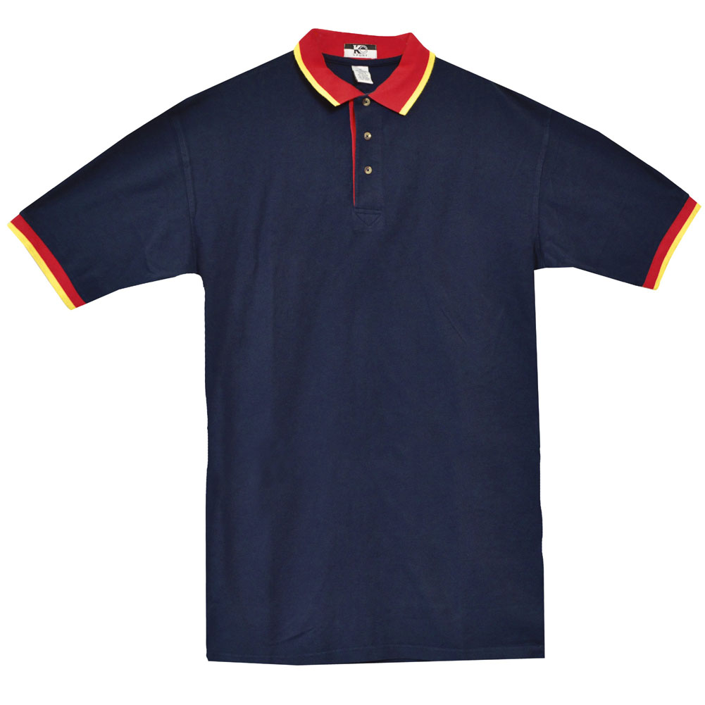 Kc sport stylish men 39 s polo shirts baseball sports t for What is a sport shirt
