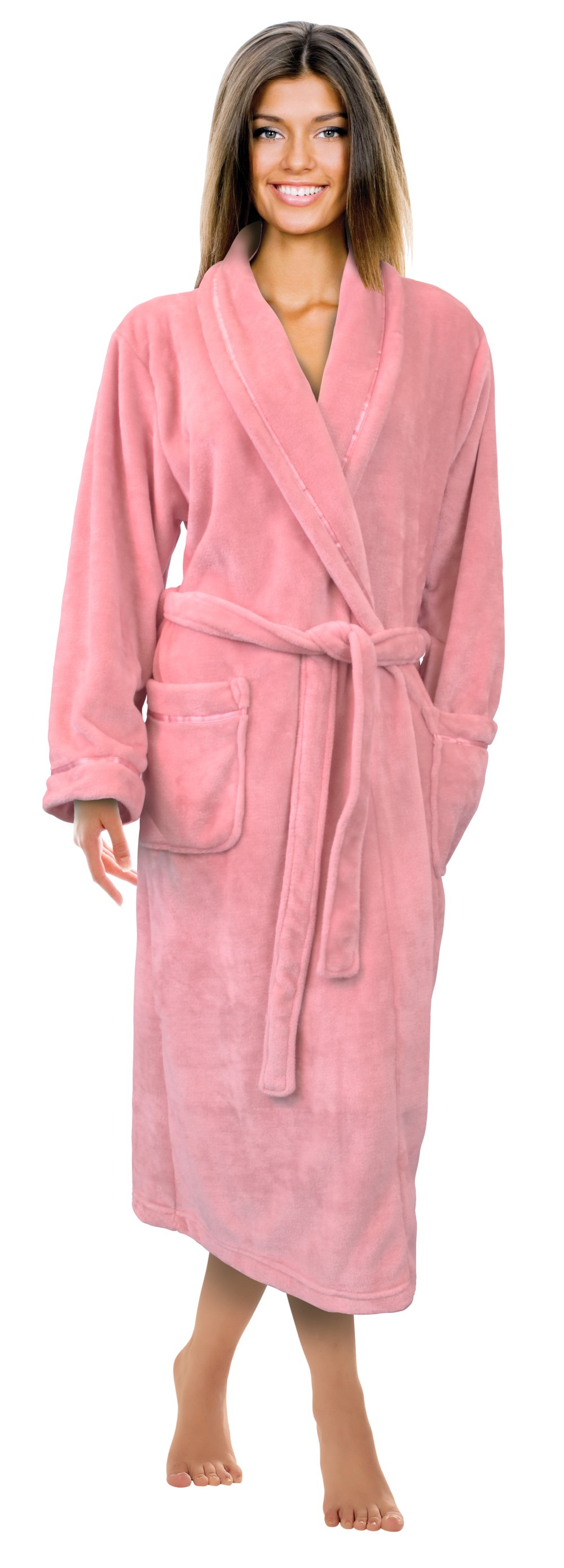 Shop our selection of women's robes. We have 8 individual sizes from XXS to 3XL - all designed to provide the perfect fit. And with free 2-day shipping and day hassle-free returns, we think you will find the perfect robe here.