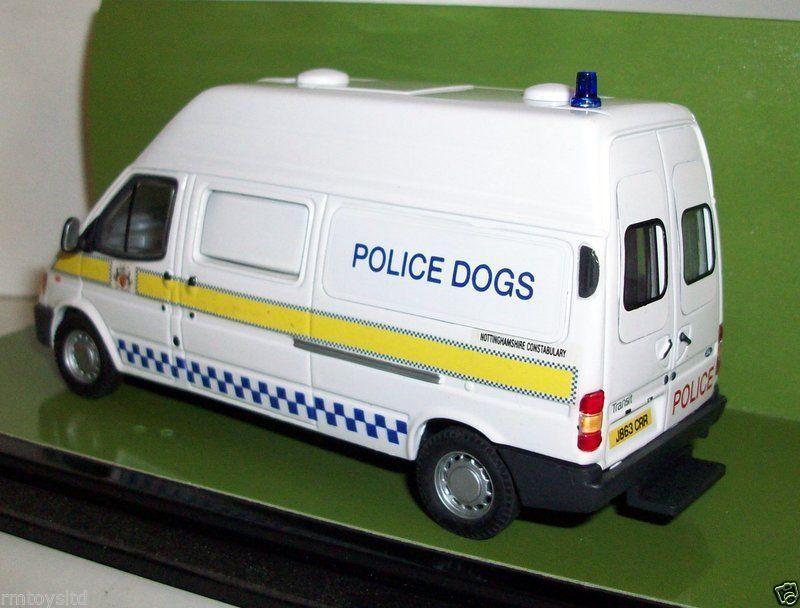 csm collectors model 1 43 51078 ford transit van police. Black Bedroom Furniture Sets. Home Design Ideas