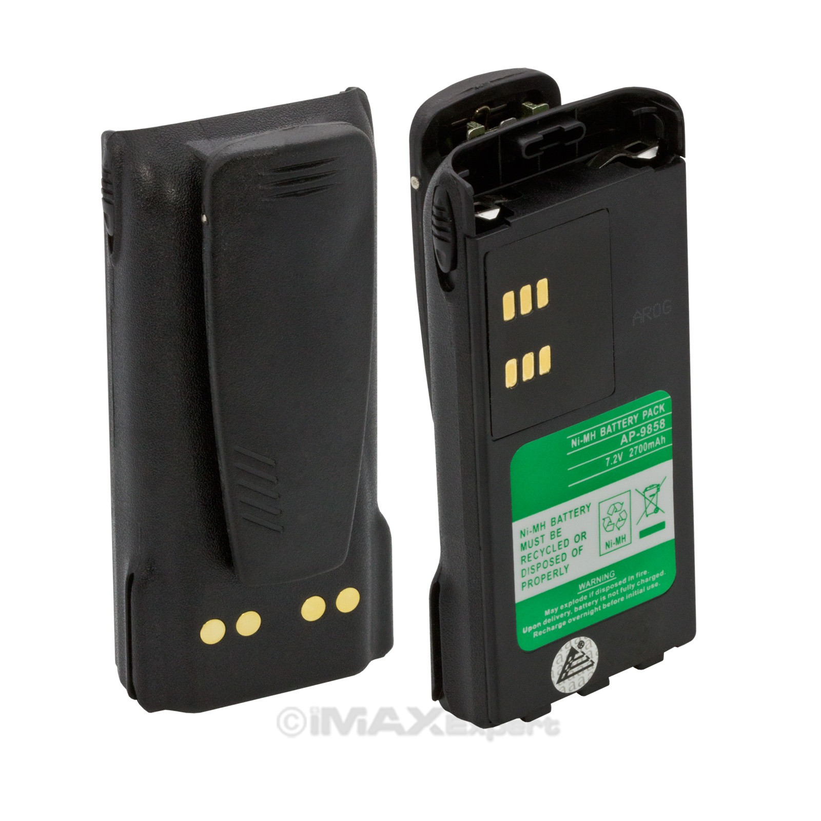 Ntn9815ar Ntn9858c Battery For Motorola Xts1500 Xts2500