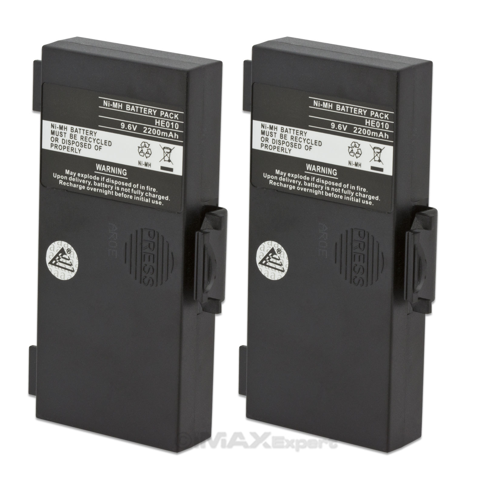 2 9 6v 2200mah ni mh crane battery for hetronic typ 68303010 70745 ebay. Black Bedroom Furniture Sets. Home Design Ideas
