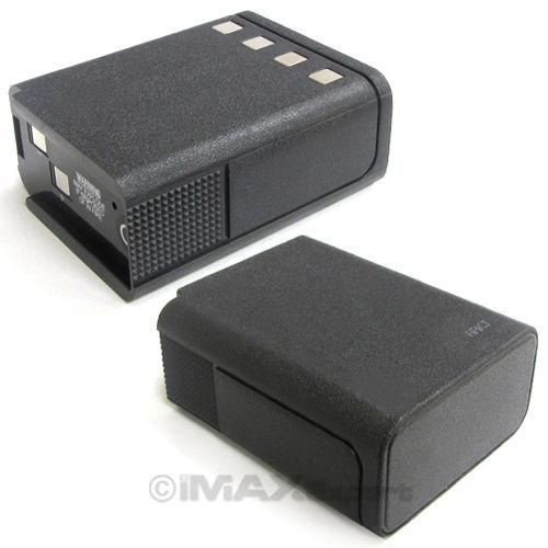 1800mah Ntn5414 Ntn5521 Ntn5447br Two Way Radio Battery Motorola P200 P210 Ebay