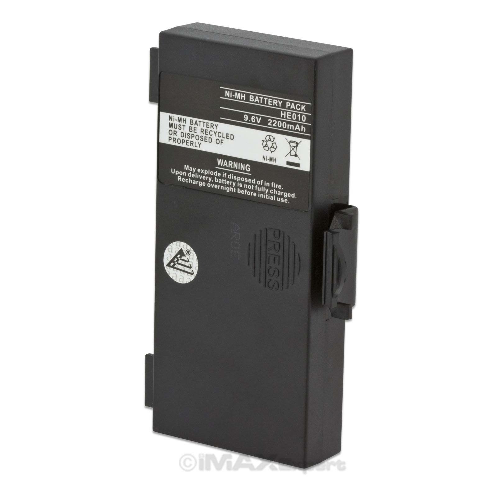 9 6v 2200mah ni mh crane battery for hetronic typ 68303010 70745 ebay. Black Bedroom Furniture Sets. Home Design Ideas