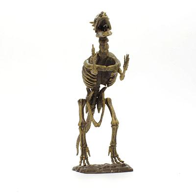 Generic Plastic Dino Excavation Dinosaur Skeleton Assembly ...