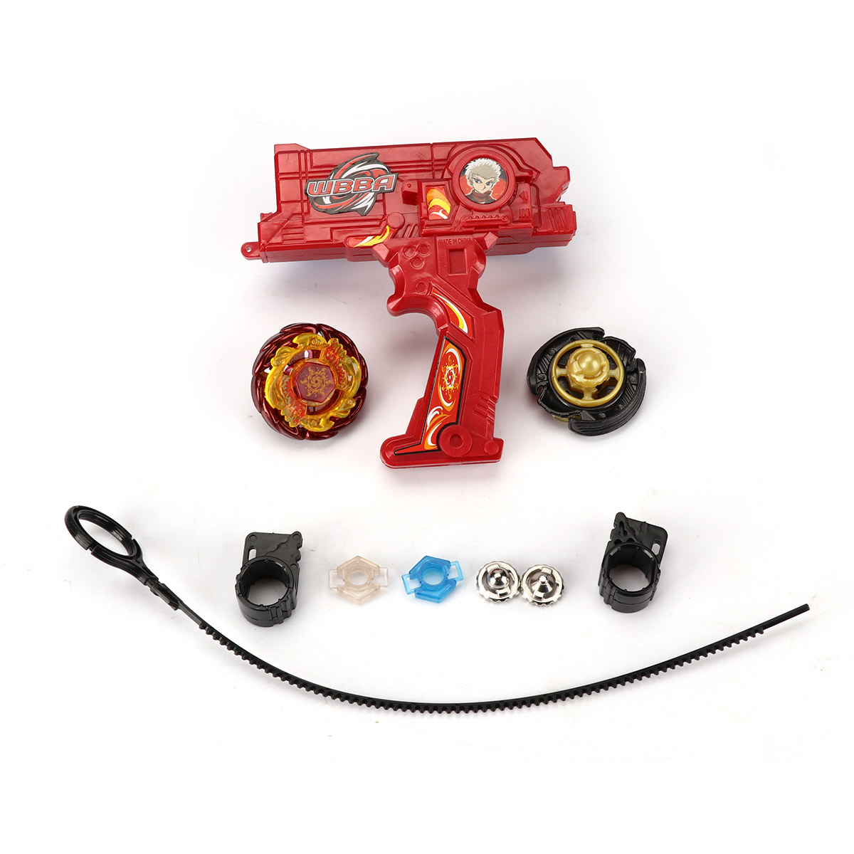 how to make a beyblade launcher grip