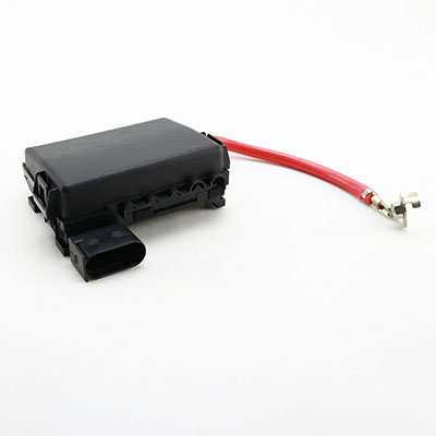 battery new terminal fuse box holder for vw jetta golf mk bora 1x fuse holder battery terminal