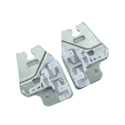 Find front pair window regulator repair clip bracket bmw for 2000 bmw 323i window regulator