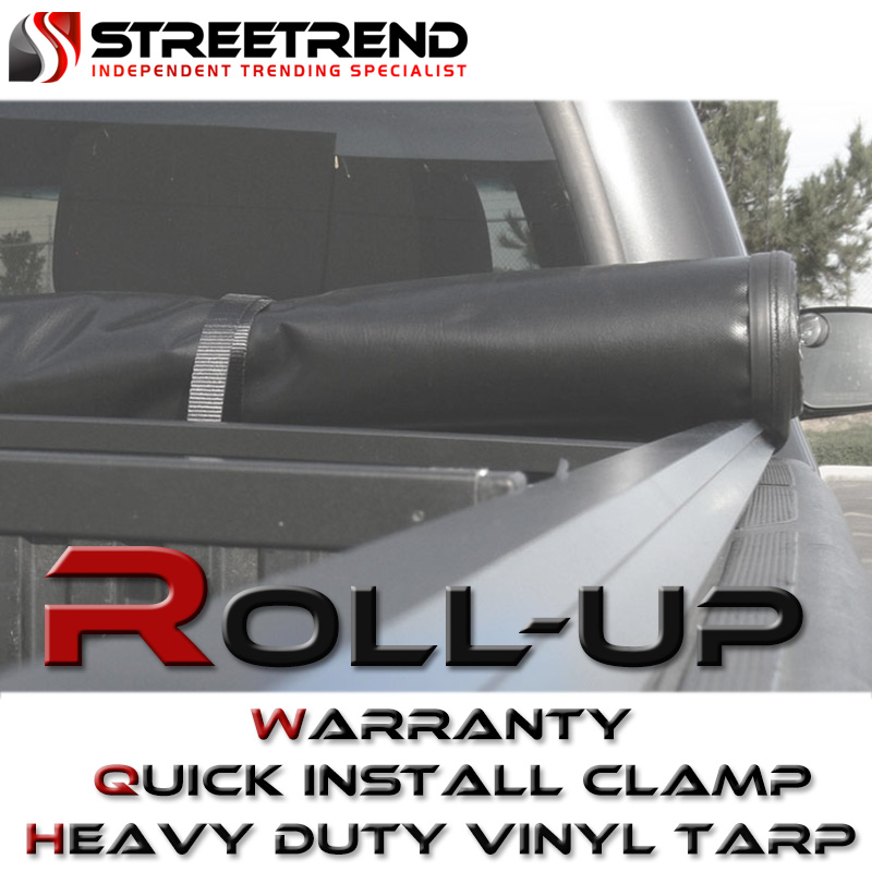 94 Toyota Pickup Truck: Lock & Roll Up Tonneau Cover For 95-04 Tacoma/89-94 Toyota