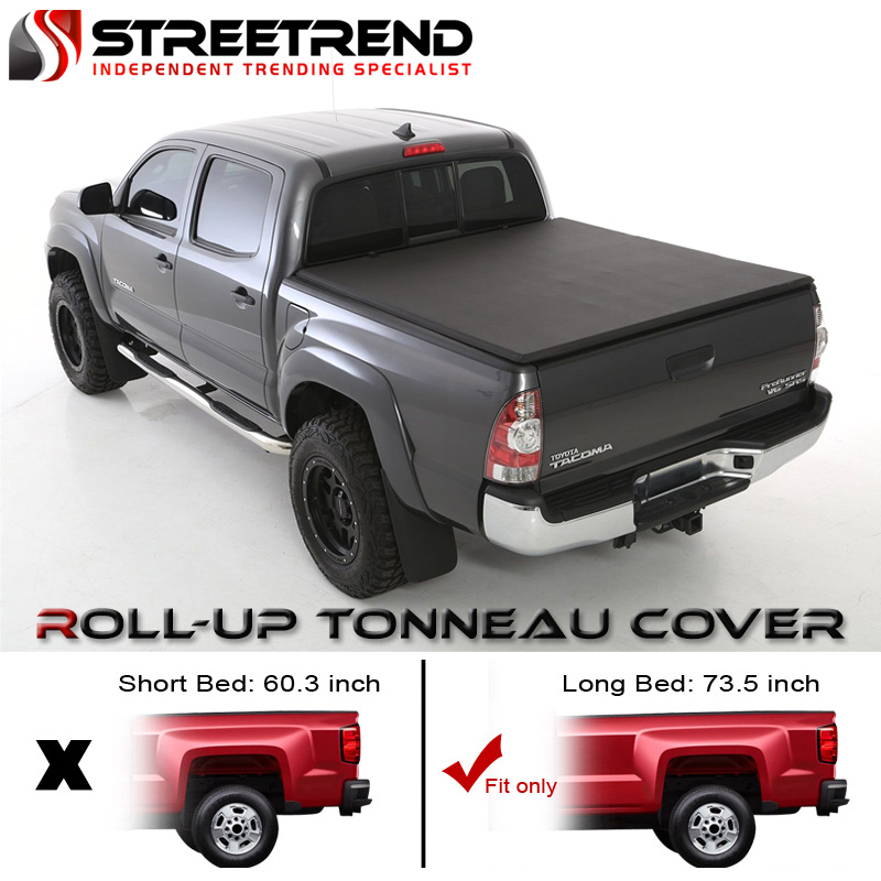 lock roll up tonneau cover for 95 04 tacoma 89 94 toyota. Black Bedroom Furniture Sets. Home Design Ideas