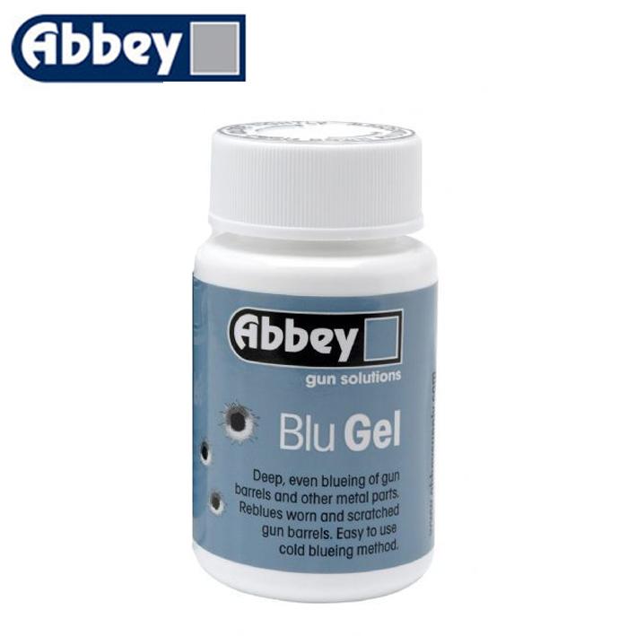 Abbey Blue Gel Gun Metal Liquid Barrel Blueing Blue Shotgun Air Rifle Airgun