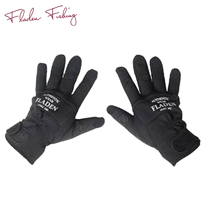 Fladen fishing official neoprene gloves full finger or for Fingerless fishing gloves