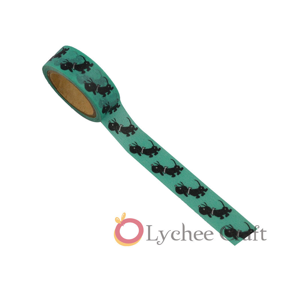New Cute Carft Printing Washi Tape Funny Decorative DIY Tape Sticker