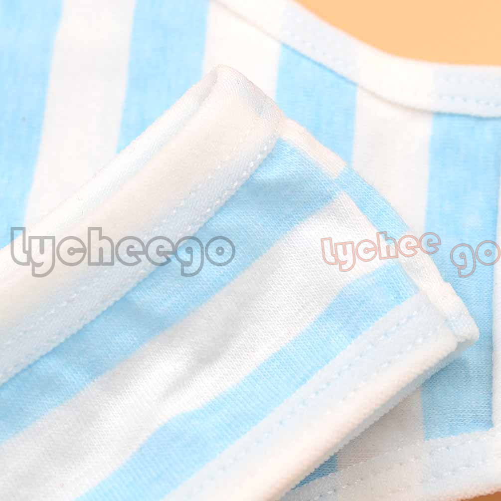 1 PC Stripe Strawberry Colourful Girl Briefs Knickers Panties Sexy Cute Kawaii