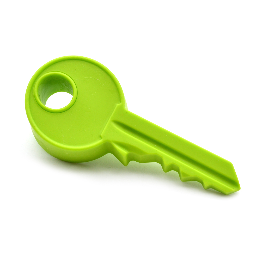 Novelty silicone key shape door stop wedge stopper doorstop protection baby jam ebay - Novelty doorstop ...